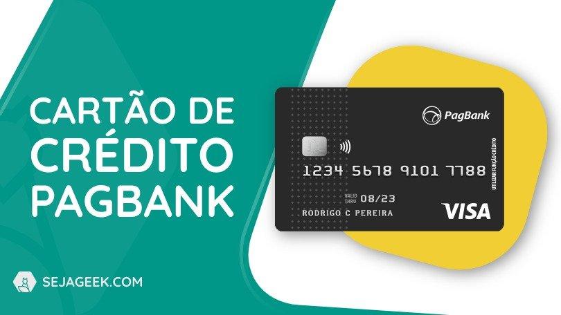 Cartao de Credito PagBank do PagSeguro