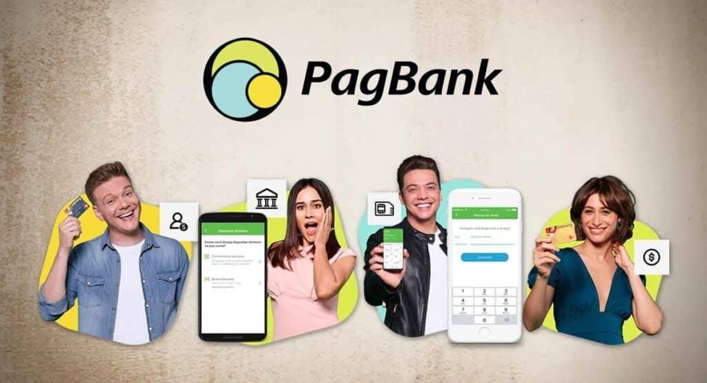 pagbank pagseguro conta digital app