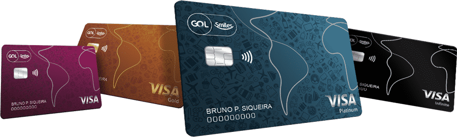 cartão de crédito Smiles