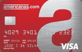 cartao americanas com visa