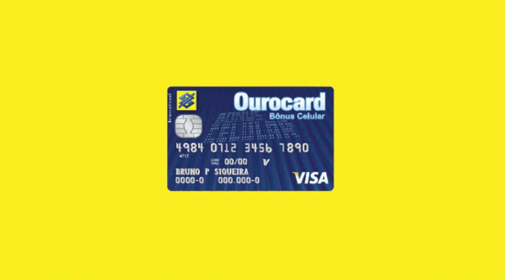 Cartão Ourocard Bônus Celular Internacional