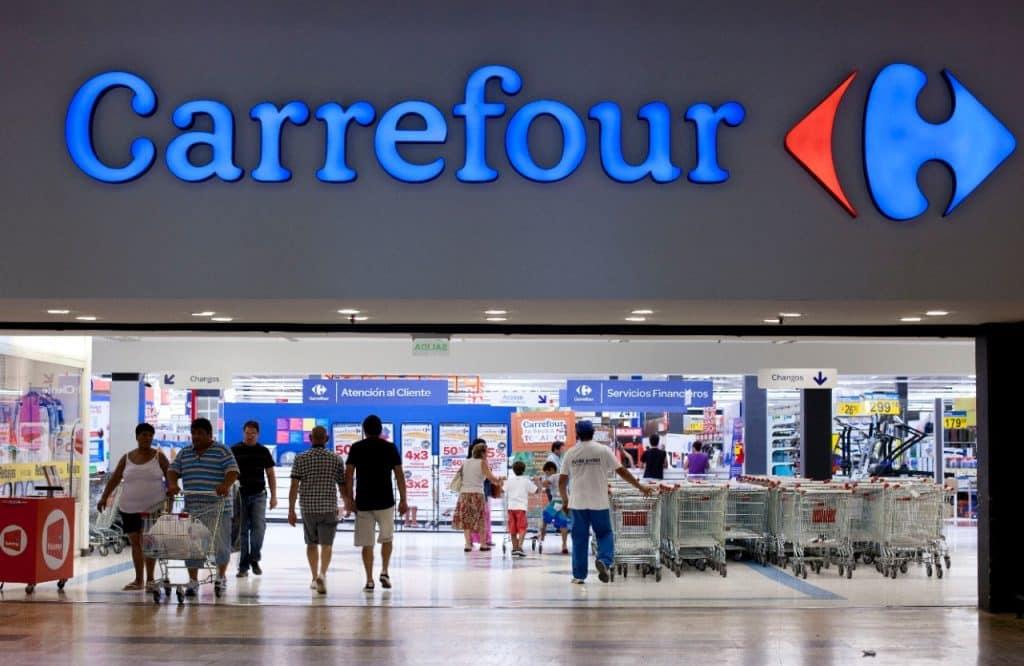 Carrefour Fachada