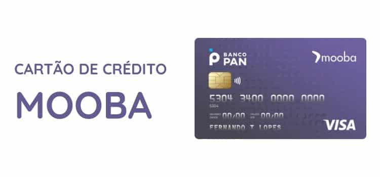 Cartao de Credito Mooba