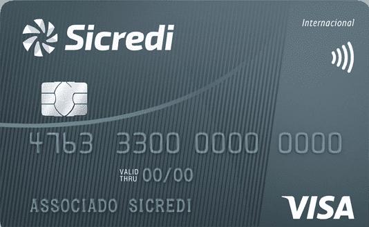 cartao de credito sicredi visa internacional