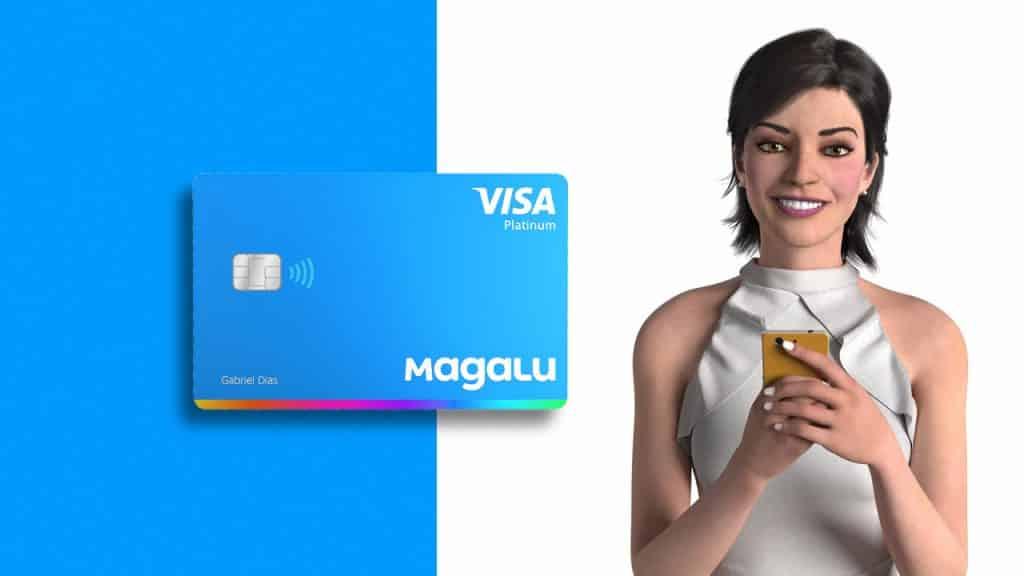 405 cartao de credito magalu