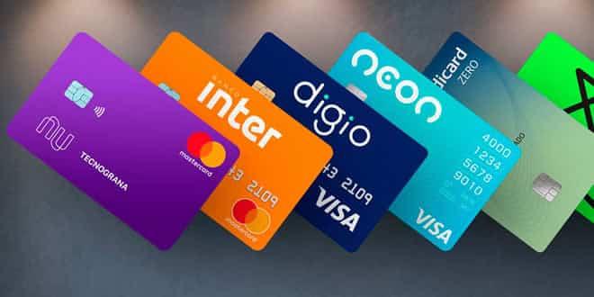 5 melhores cartoes de credito com limite alto