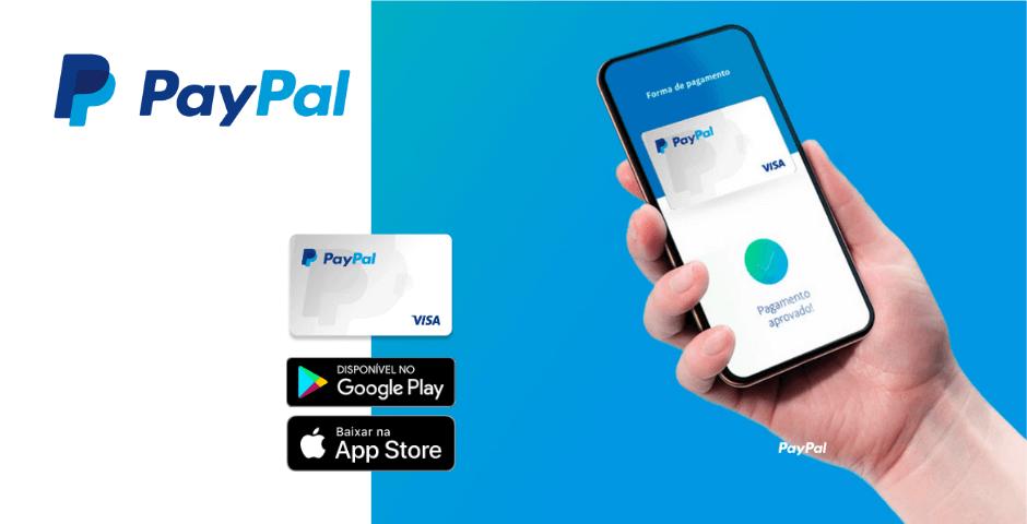 Cartao pre pago PayPal P1 1