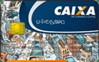 cartao caixa universitario internacional mastercard