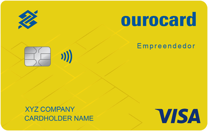 cartao de credito ourocard empreendedor internacional visa 1