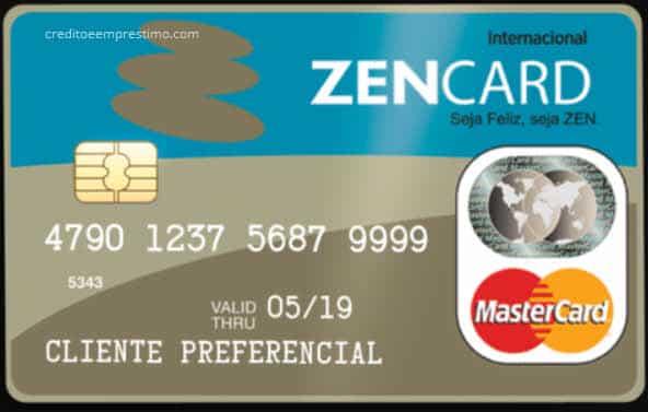 como pedir zencard pre pago 1