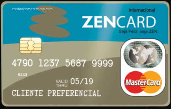 como pedir zencard pre pago