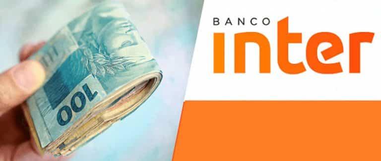 dinheiro banco inter