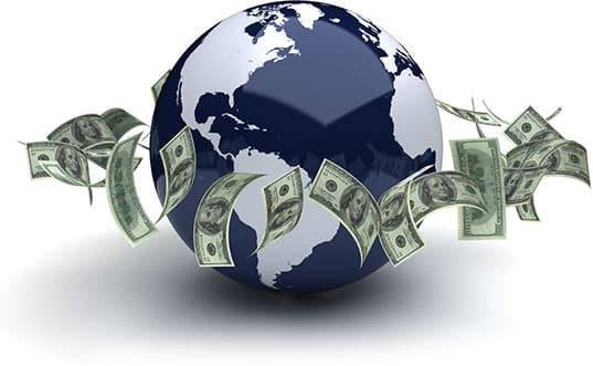 transferencias internacionais