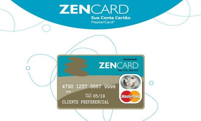 zencard cartao pre pago