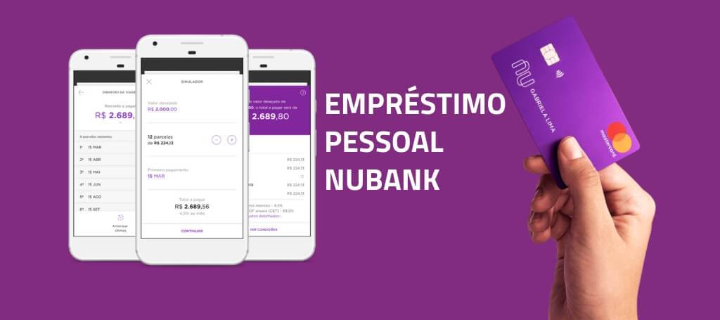 Emprestimo Pessoal Nubank