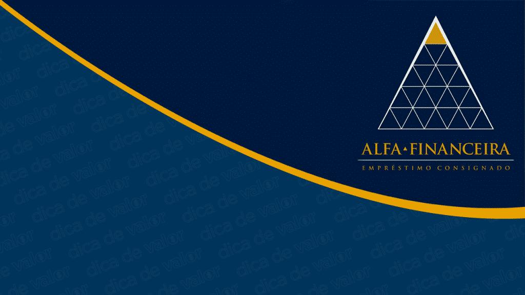 Emprestimo facil veja como a Alfa Financeira pode te ajudar
